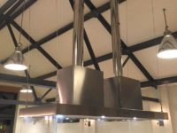 Bespoke Extractor fan custom made by MVB Electrical