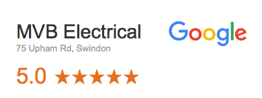 google review for MVB Electrical