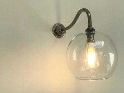 wall lighting by electrician Swindon