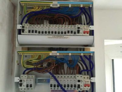 installed by MVB Electrical