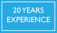 MVB Electrical have 20 Years Experience