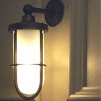 Lanterns style round light