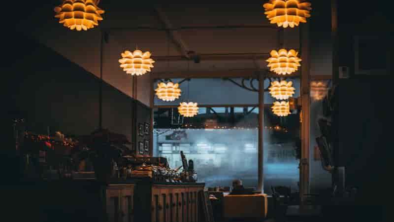 Restaurant Electrician Work