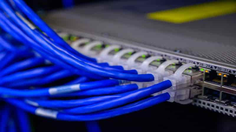 Cabling for networks, tv computers